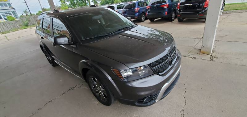 2014 Dodge Journey for sale at Divine Auto Sales LLC in Omaha NE