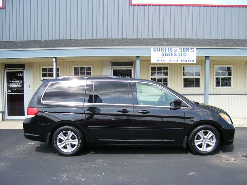 2010 Honda Odyssey For Sale At Curtis U0026 Sonu0027s Sales In Smithville MO