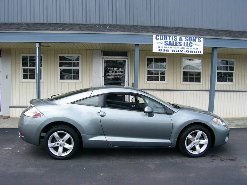 2007 Mitsubishi Eclipse Gs In Smithville Mo Curtis Sons Sales