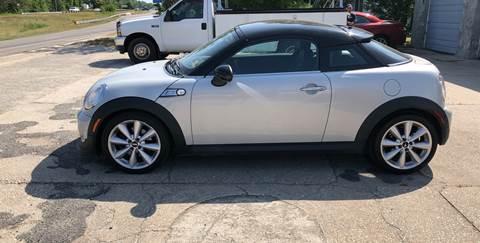 Used Mini Coupe For Sale Carsforsalecom