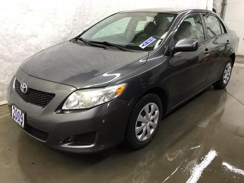 2009 Toyota Corolla for sale at AC Auto Plex in Ontario NY