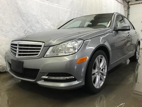 2013 Mercedes Benz C Class C 300 Luxury 4MATIC