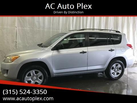 2009 Toyota RAV4 for sale at AC Auto Plex in Ontario NY