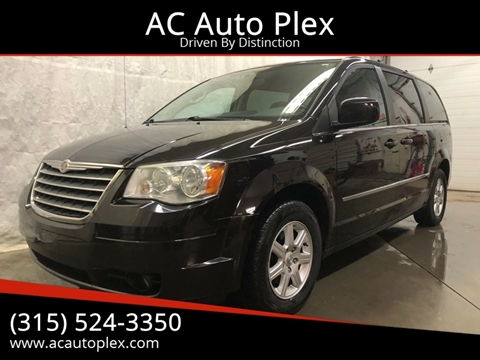 2010 Chrysler Town and Country for sale at AC Auto Plex in Ontario NY