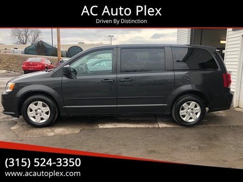 2011 Dodge Grand Caravan for sale at AC Auto Plex in Ontario NY
