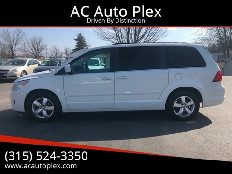 2011 Volkswagen Routan for sale at AC Auto Plex in Ontario NY