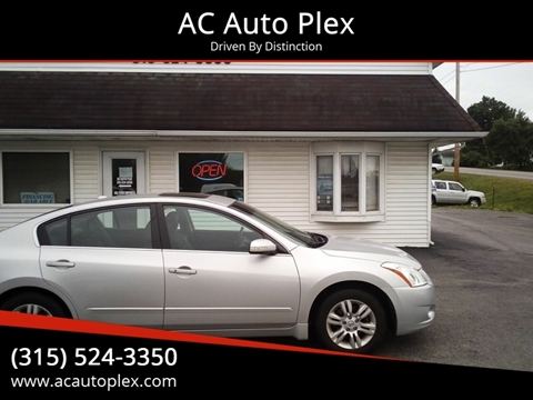 2010 Nissan Altima for sale at AC Auto Plex in Ontario NY