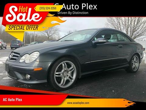 2009 Mercedes-Benz CLK for sale in Ontario, NY