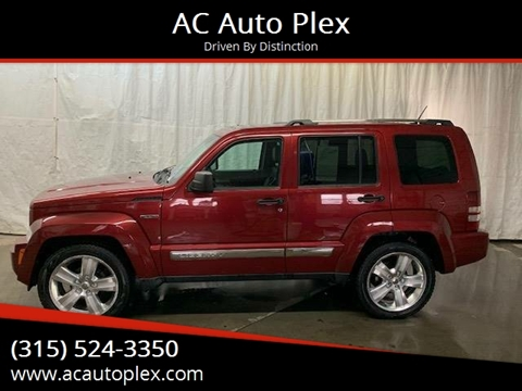 2012 Jeep Liberty for sale at AC Auto Plex in Ontario NY