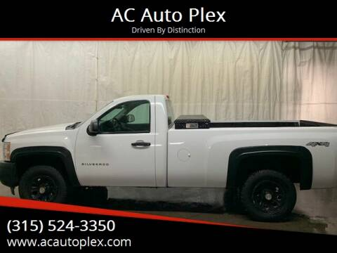 2011 Chevrolet Silverado 1500 for sale at AC Auto Plex in Ontario NY