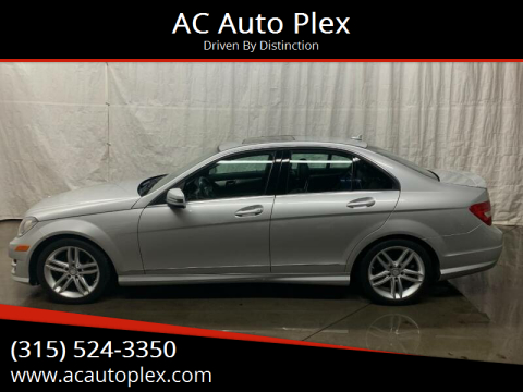 2014 Mercedes-Benz C-Class for sale at AC Auto Plex in Ontario NY