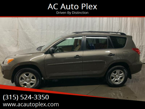 2010 Toyota RAV4 for sale at AC Auto Plex in Ontario NY