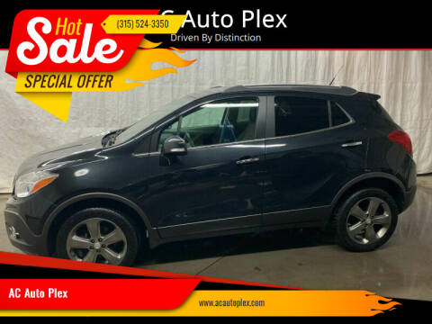 2014 Buick Encore for sale at AC Auto Plex in Ontario NY