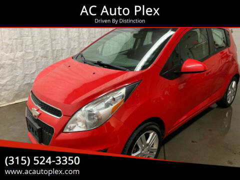 2013 Chevrolet Spark for sale at AC Auto Plex in Ontario NY