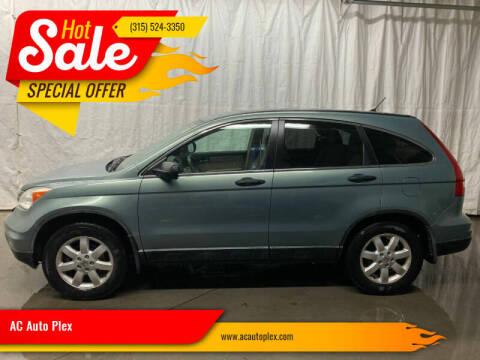 2011 Honda CR-V for sale at AC Auto Plex in Ontario NY