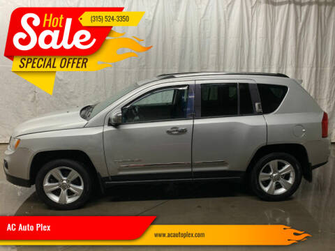 2012 Jeep Compass for sale at AC Auto Plex in Ontario NY