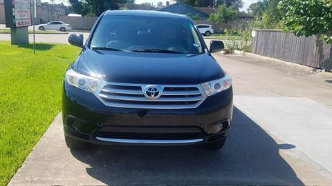 2012 Toyota Highlander for sale at MOTORSPORTS IMPORTS in Houston TX