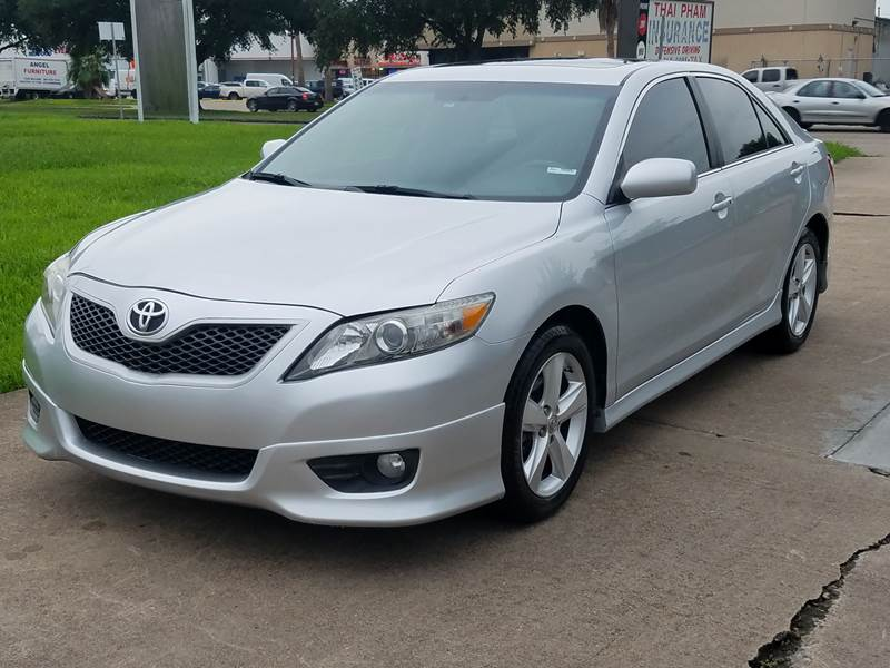 2011 Toyota Camry For Sale At MOTORSPORTS IMPORTS In Houston TX