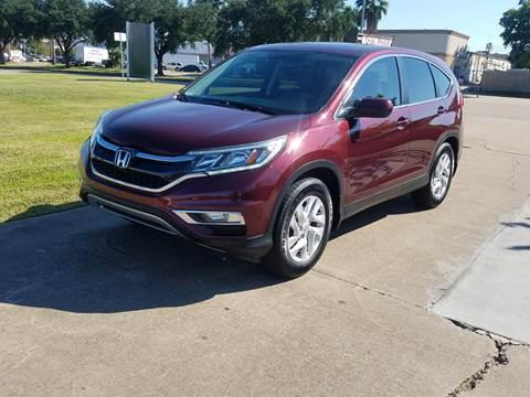 2015 Honda CR-V for sale at MOTORSPORTS IMPORTS in Houston TX