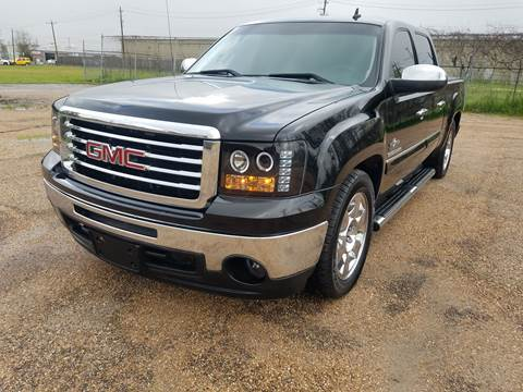 2011 GMC Sierra 1500 for sale at MOTORSPORTS IMPORTS in Houston TX