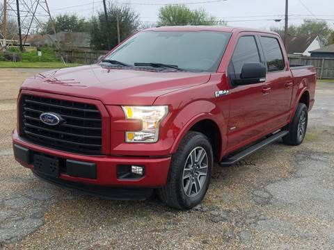 2016 Ford F-150 for sale at MOTORSPORTS IMPORTS in Houston TX