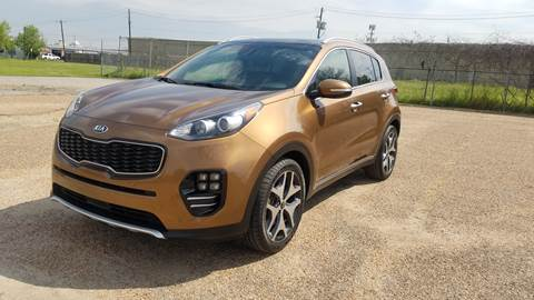 2017 Kia Sportage for sale at MOTORSPORTS IMPORTS in Houston TX