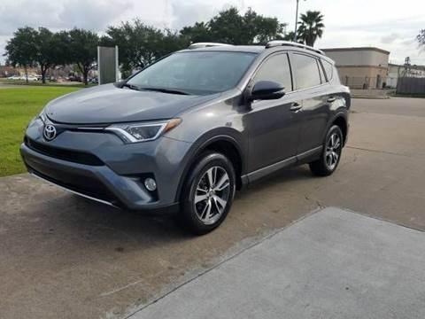 2016 Toyota RAV4 for sale in Houston, TX