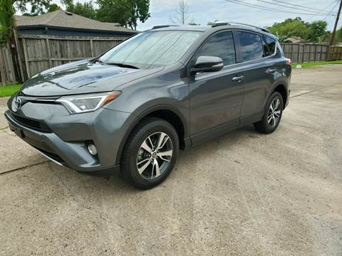 2016 Toyota RAV4 for sale at MOTORSPORTS IMPORTS in Houston TX