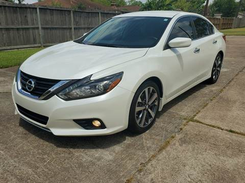 2016 Nissan Altima for sale at MOTORSPORTS IMPORTS in Houston TX