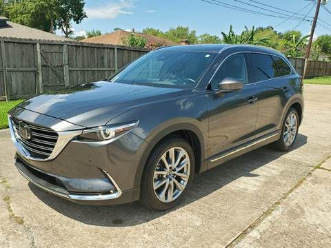 2018 Mazda CX-9 for sale at MOTORSPORTS IMPORTS in Houston TX