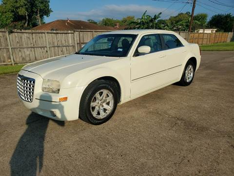 2007 Chrysler 300 for sale at MOTORSPORTS IMPORTS in Houston TX