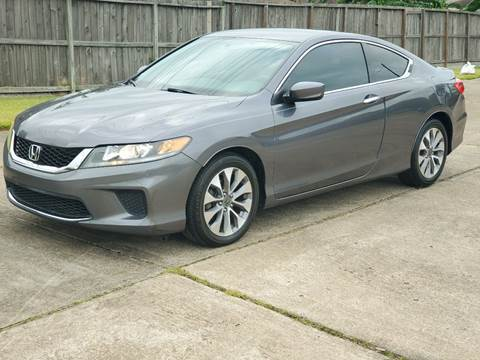 2014 Honda Accord for sale at MOTORSPORTS IMPORTS in Houston TX