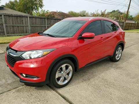 2016 Honda HR-V for sale at MOTORSPORTS IMPORTS in Houston TX