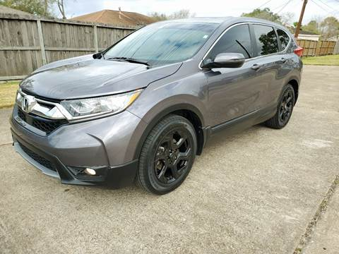 2018 Honda CR-V for sale at MOTORSPORTS IMPORTS in Houston TX