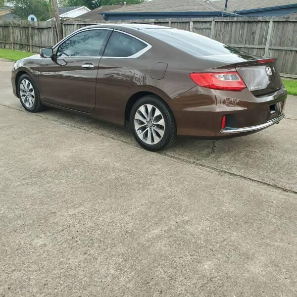 2014 Honda Accord EX (image 34)