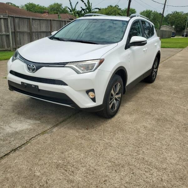 2016 Toyota RAV4 for sale at MOTORSPORTS IMPORTS in Houston TX