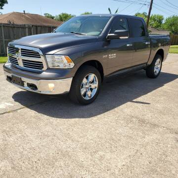 2016 RAM Ram Pickup 1500 for sale at MOTORSPORTS IMPORTS in Houston TX
