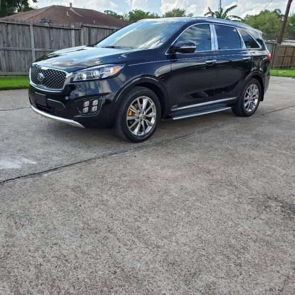 2017 Kia Sorento for sale at MOTORSPORTS IMPORTS in Houston TX