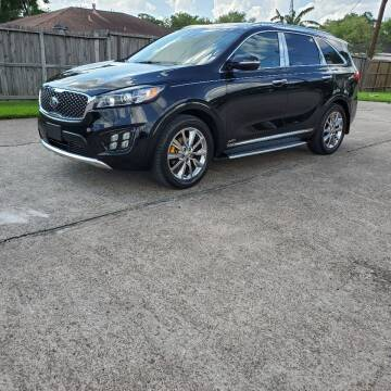 2017 Kia Sorento for sale at MOTORSPORTS IMPORTS in Houston TX