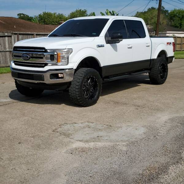 2015 Ford F-150 for sale at MOTORSPORTS IMPORTS in Houston TX