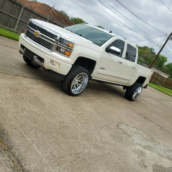 2014 Chevrolet Silverado 1500 for sale at MOTORSPORTS IMPORTS in Houston TX
