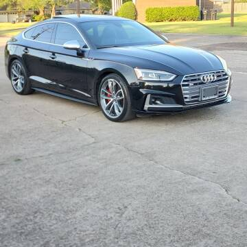 2018 Audi S5 Sportback for sale at MOTORSPORTS IMPORTS in Houston TX