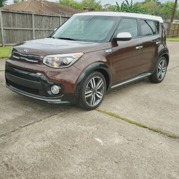 2017 Kia Soul for sale at MOTORSPORTS IMPORTS in Houston TX