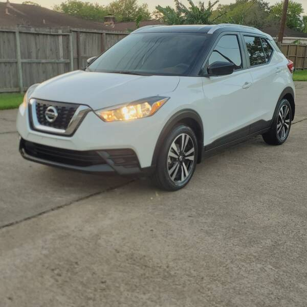 2018 Nissan Kicks for sale at MOTORSPORTS IMPORTS in Houston TX