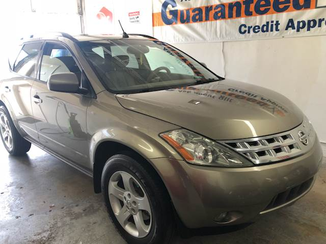 2003 Nissan Murano For Sale At EZ MOTORS USA In Pompano Beach FL