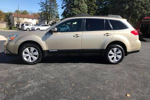 2010 Subaru Outback for sale at South Hanover Auto Sales in Hanover PA