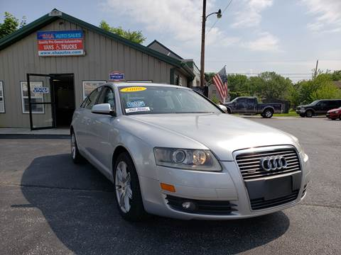 2006 Audi A6 for sale at South Hanover Auto Sales in Hanover PA