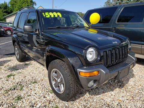 2004 Jeep Liberty for sale at South Hanover Auto Sales in Hanover PA
