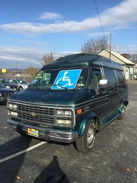 Used Chevrolet Chevy Van For Sale - Carsforsale.com® a5e8d3599