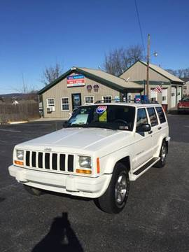 1999 Jeep Cherokee for sale in Hanover, PA